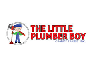 The Little Plumber Boy Grande Prairie, Inc. Ankleidezimmer im Landhausstil