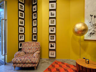 L'ÉLÉPHANT | Arquitectura e Interiores Living roomSofas & armchairs