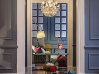 L'ÉLÉPHANT | Arquitectura e Interiores Ruang Studi/Kantor Gaya Eklektik