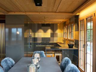 L'ÉLÉPHANT | Arquitectura e Interiores Unit dapur