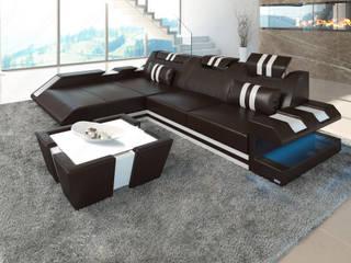 Perché scegliere un divano angolare? di Divanova Moderno