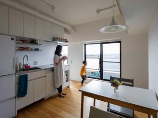 株式会社ブルースタジオ Modern dining room