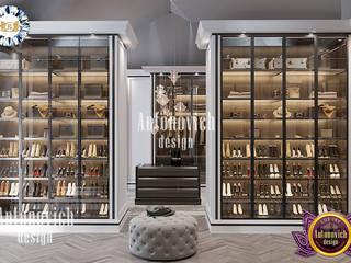Luxury Antonovich Design Modern dressing room