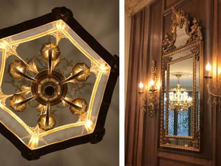 Appartement - Paris 16 Foch ARCHITECTURAL DECO SalonAccessoires & décorations