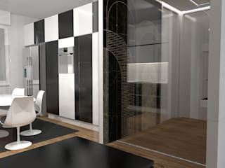 Interior Design Stefano Bergami Modern kitchen