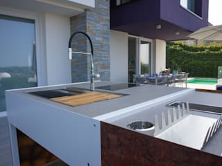 Linearte Design KitchenBench tops