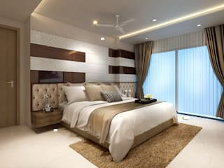 Monoceros Interarch Solutions Modern Bedroom