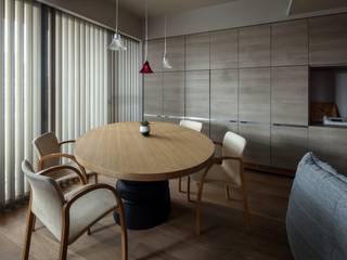 有限会社アルキプラス建築事務所 Modern dining room