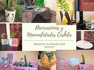 Decoraciones y Manualidades Coshita HouseholdAccessories & decoration Pottery