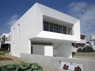 S-House 久友設計株式会社 一戸建て住宅 鉄筋コンクリート 白色