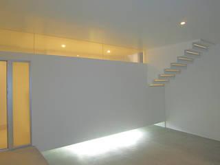 S-House 久友設計株式会社 オリジナルな 家 鉄筋コンクリート 白色