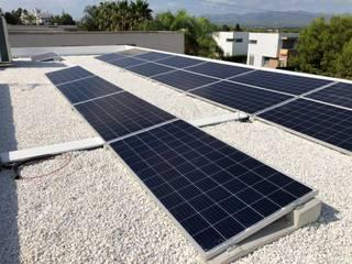 AUTOCONSUMO ENERGIA SOLAR FOTOVOLTAICA RESIDENCIAL AIRENTIS