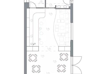 antonio felicetti architettura & interior design Moderne eetkamers