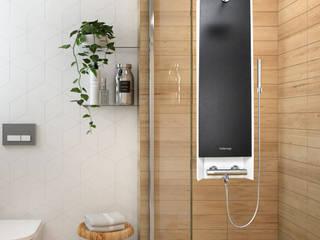 Coluna de chuveiro HOTBOX Heaboo, Lda Casa de banhoBanheiras e duches