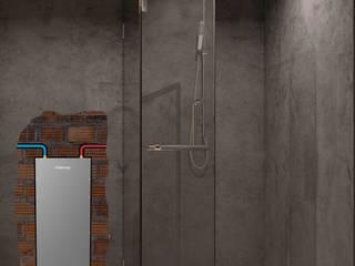 Wall - água quente instantânea sem ligação elétrica Heaboo, Lda Casa de banhoBanheiras e duches