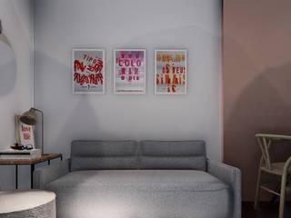 COB Arquitetura Living room