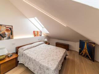 CC-ARK - SERENA&VALERIA Dormitorios de estilo moderno Blanco