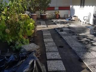 Pavimento galleggiante EDIL MAVI costruzioni Pavimento Cemento