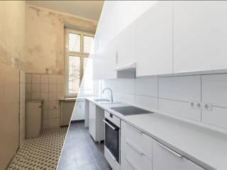 EDIL MAVI costruzioni Moderne Küchen