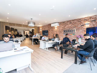 High Street Office by The Market Design & Build
