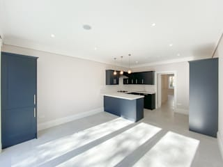 New Build Queens Road, Windsor The Market Design & Build Klassieke keukens