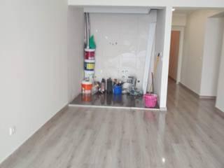 Home 'N Joy Remodelações Cocinas pequeñas Blanco