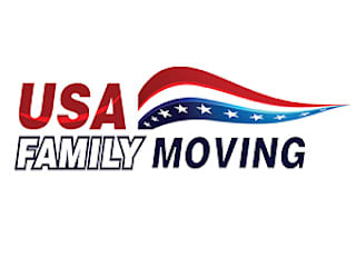 USA Family Moving & Storage Ruang Ganti Gaya Country