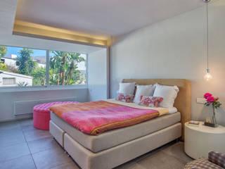 AFD ESTUDIO DE ARQUITECTO Modern style bedroom