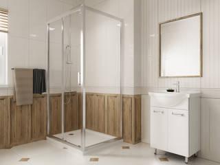Domni.pl - Portal & Sklep Classic style bathroom Ceramic White