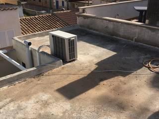 Holger Obras SL Teras atap