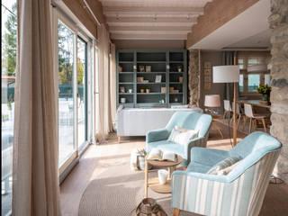 Sube Susaeta Interiorismo Classic style living room
