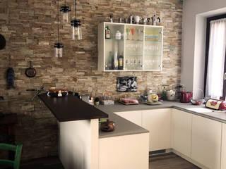 NUOVA VITA AL CASALE DI CAMPAGNA Angela Archinà Progettazione & Interior Design Cucina attrezzata