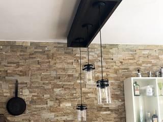 NUOVA VITA AL CASALE DI CAMPAGNA Angela Archinà Progettazione & Interior Design Cucina rurale
