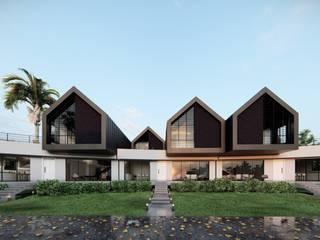 Villa in Spanien ESwin Architektur Villa
