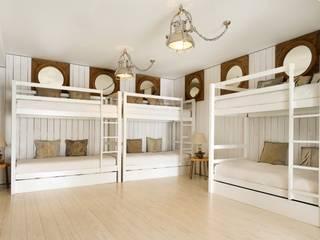 Atelier Renata Santos Machado Rustic style bedroom