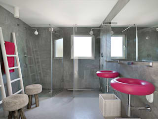 Atelier Renata Santos Machado Minimalist style bathrooms