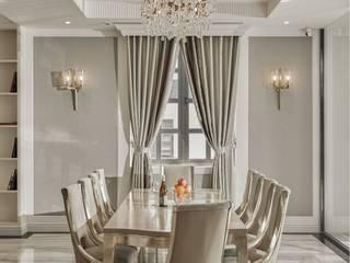 Neo Classic Interior Design CocinasMesas y sillas