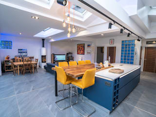 Kingston Extension & Home Refurbishment The Market Design & Build