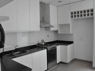 Modulor Mobiliario y Arquitectura 置入式廚房