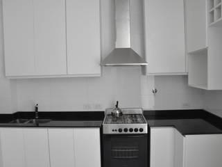 Modulor Mobiliario y Arquitectura 置入式廚房 花崗岩 White