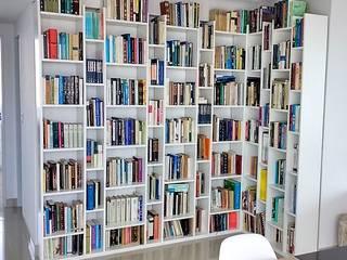 Modulor Mobiliario y Arquitectura 客廳書櫃 White