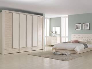 Dongsuh Furniture BedroomWardrobes & closets Komposit Kayu-Plastik Beige