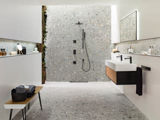 The bathroom as one of the most important home spaces Baños de estilo escandinavo de press profile homify Escandinavo