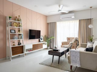 CanvasInc architecture   interiors Modern living room