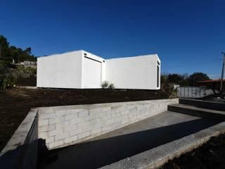 BLOC - Casas Modulares Rumah Modern