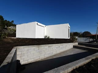 BLOC - Casas Modulares 現代房屋設計點子、靈感 & 圖片