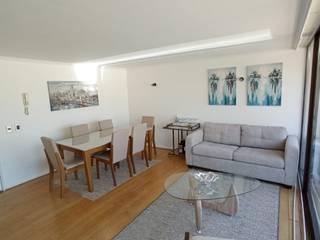 Living & Comedor Gabi's Home Livings de estilo minimalista