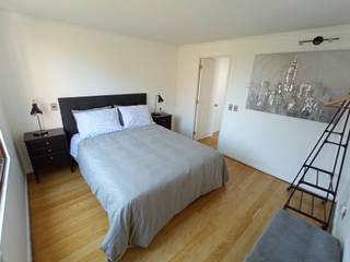 Dormitorio principal lado A Gabi's Home Dormitorios pequeños