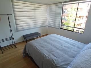 Dormitorio principal lado B Gabi's Home Dormitorios pequeños