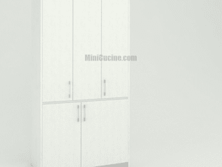 MiniCucine.com KitchenCabinets & shelves Kayu White